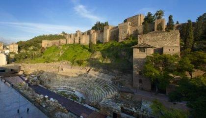 Malaga Geschichte in der Tiefe Tour