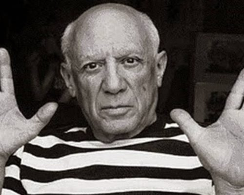 Picasso tour in Malaga Spain