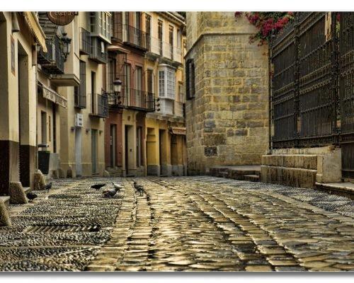 Calle San Agustén