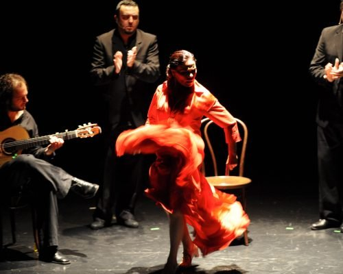 Flamenco show can be added to your tour